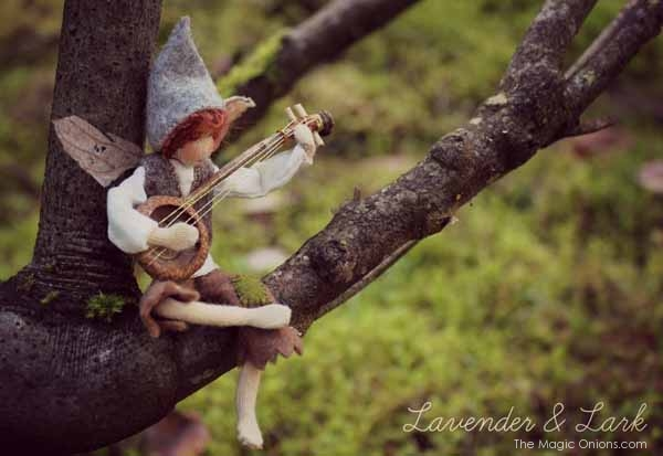 Delightful Fairies from Lavender & Lark