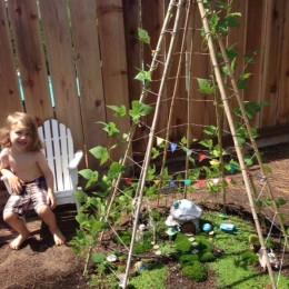 Fairy Garden Feature : THIRTEEN