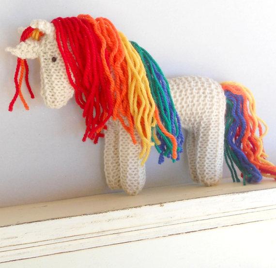Rainbow Unicorn from Woolies