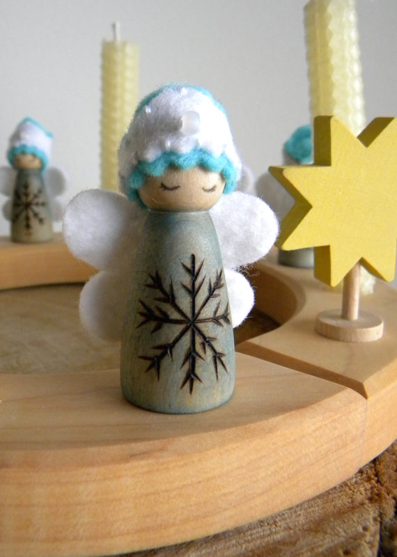 Snow Fairy from Mama West Wind