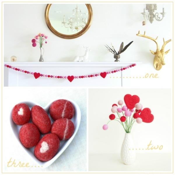 Valentine's Day Home Decor : www.theMagicOnions.com/shop/