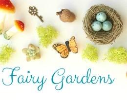 Introducing the BEST Fairy Garden Site!