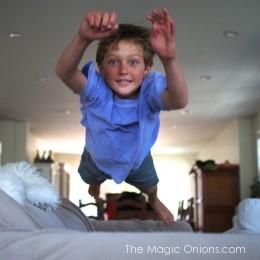 Acrobatics!