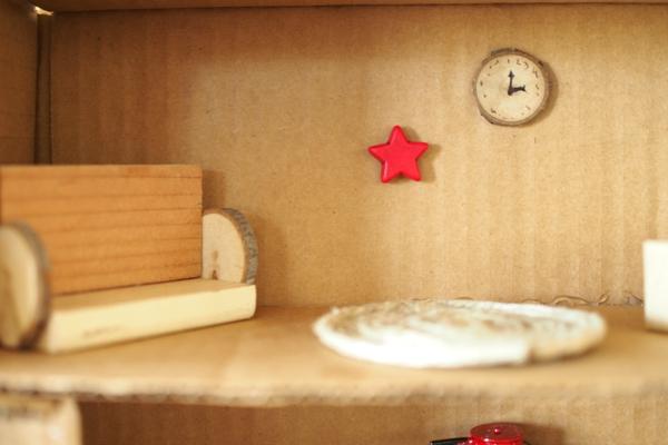 photo of a delightful mini fairy house