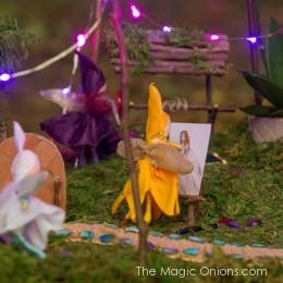 Fairy Garden Feature : Nighttime Delight
