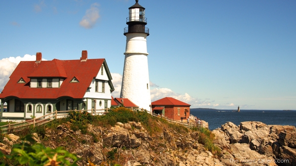 Photo of Lighthouse in Portand, Maine
