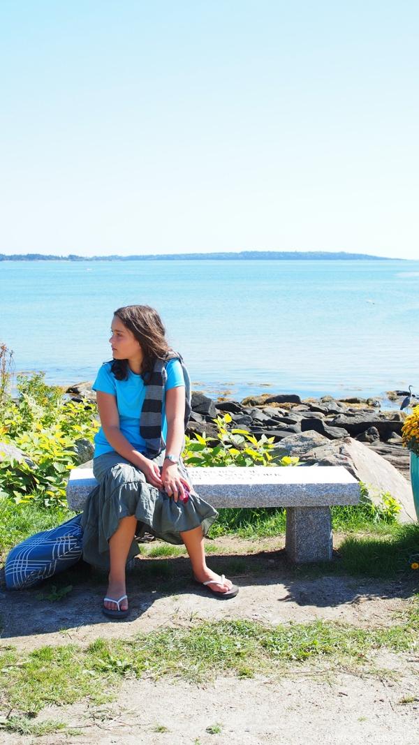 Maine Island Life : www.theMagicOnions.com