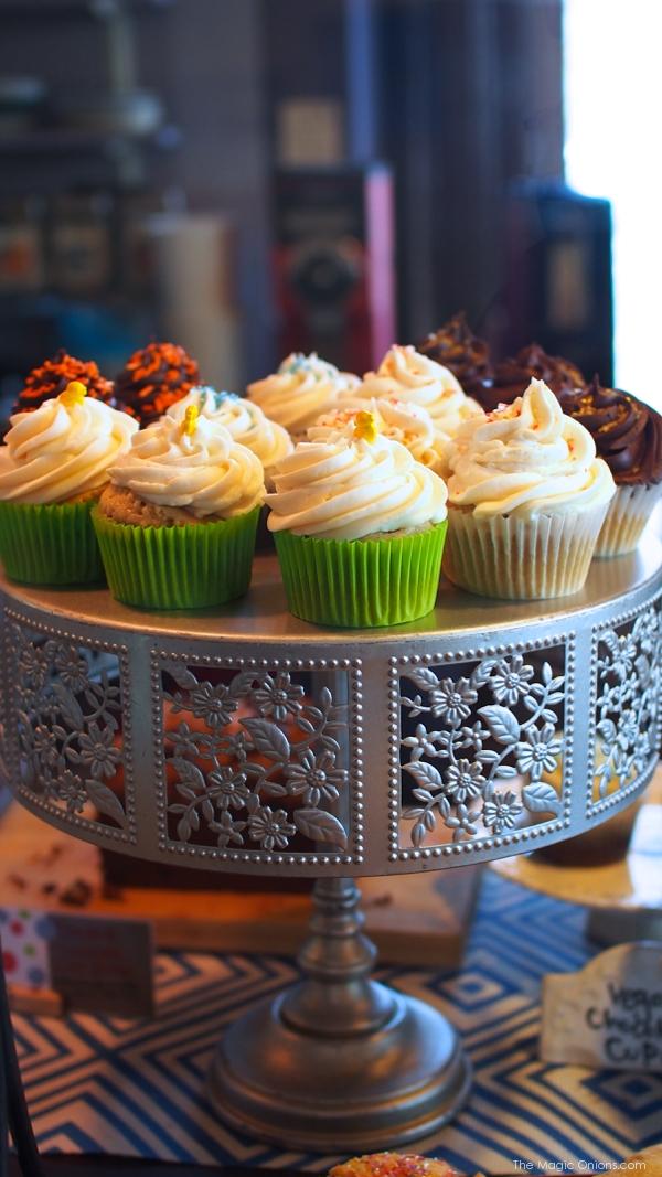 Cupcakes, Portland, Maine - www.theMagicOnions.com