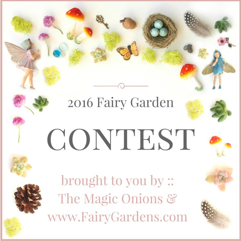 Fairy Garden Contest :: 2016