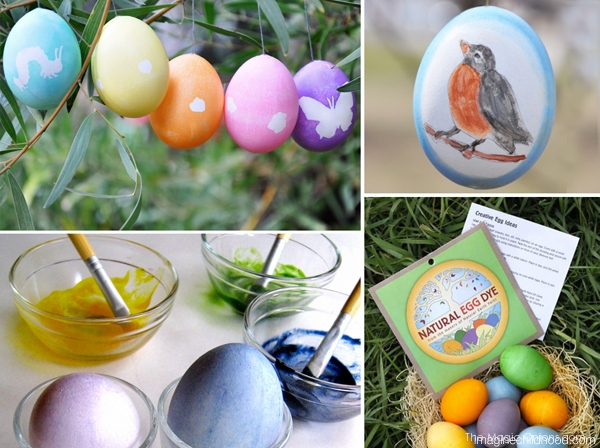 Waldorf Easter Egg Crafts :: The Magic Onions Blog