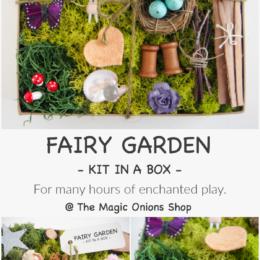 New Fairy Garden Kits