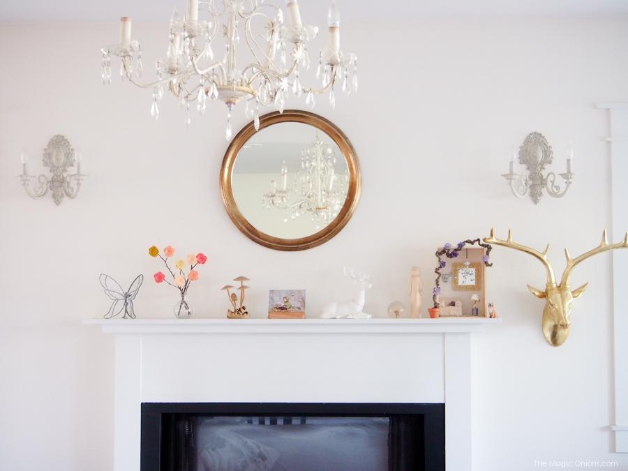 The Beautiful Sunny House on The Magic Onions Blog