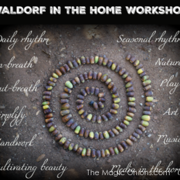 8 Steps to a Waldorf-Inspired Home