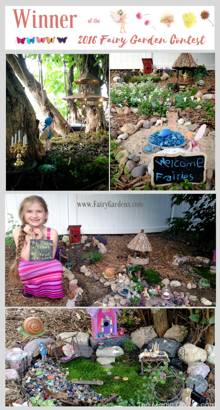 Fairy Garde Contest Winner :: 2016 :: www.FairyGardens.com