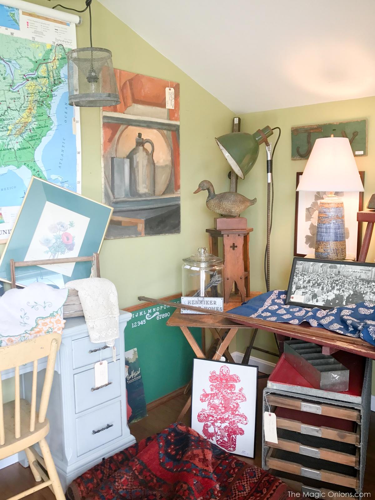Antique Shop Finds :: The Vintage Trail :: Vermont