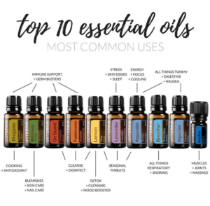 doTERRA Essential Oils - www.theMagicOnions.com