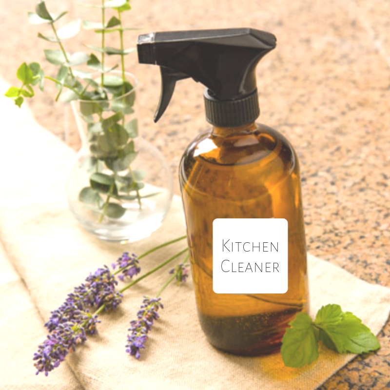 DIY Kitchen Cleaner Recipe